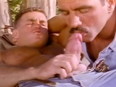 Gay man waking up some handsome guy to suck & being sucked...