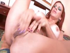 Shannon Kelly craves Mandingo's monster big black cock in her tight booty hole