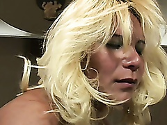 Cute ladyboy takes the majority of her mighty paramour & his jock