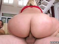 Carmen Michaels and Sarah Vandella both with irresistibly sexy big asses and tight wet holes that they love to get stuffed. These big booty sluts get