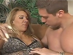 This straight guy gets wild at a disco with two hot girls and ends up...