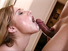 Kayla Marie fucked in the kitchen! brmny