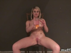 Hot sweettracy teases her cunt