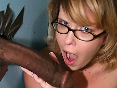 Sasha Knox is playing hooky from work so she can spend some time with...